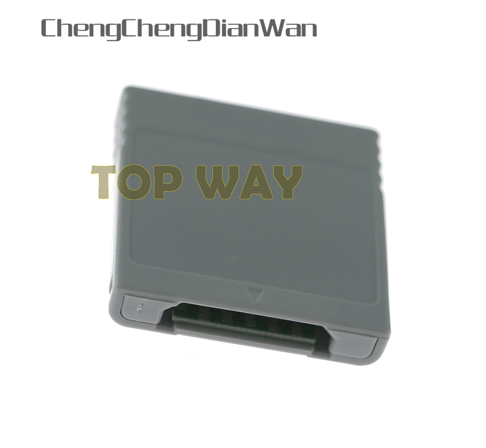 ChengChengDianWan SD Flash WISD Memory Card Adaptor Converter Adapter Card Reader For Wii GC GameCube Game