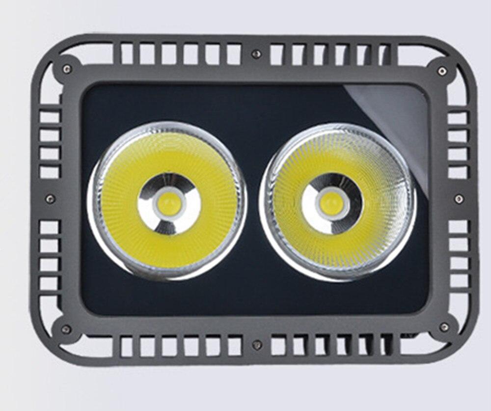Hot sale IP65 Waterproof 100W 200W Led Floodlight Outdoor lighting projecteur LED Flood light 85-265V external ultrathin led flood light 200w ac85 265v waterproof ip65 floodlight spotlight outdoor lighting free shipping