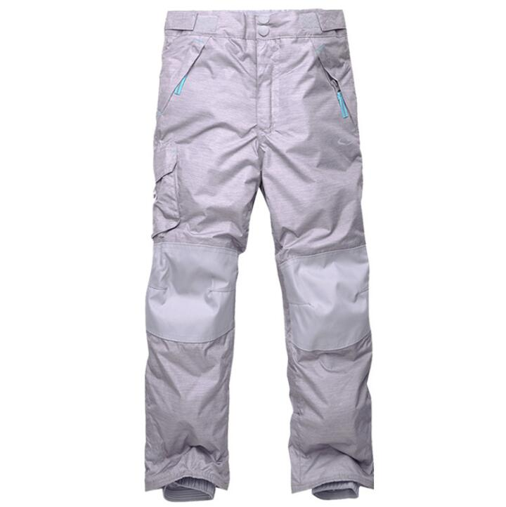 2018 New Winter Warm Breathable Waterproof Winderproof Snowboard Pant Pantalones Snowboard Hombre Candy Color Outdoor Pant