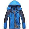 2016 New Spring  Autumn Men Jackets Mens Army Brand Clothing Male Waterproof Windbreaker Coats Plus Size 5XL LA024