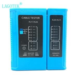Image 4 - Professional  RJ45 RJ11 RJ12 CAT5 CAT5e CAT6 Portable LAN Network Repair Tool Kit Utp Cable Tester AND Plier Crimp Crimper Plug
