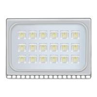 LAIDEYI 5PCS LED Floodlight 100W Flood Light IP67 Waterproof Refletor LED Lamp Spotlight For Square Wall Outdoor Lighting 220V