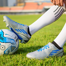 original professional AG spike Cleat soccer shoes outdoor la