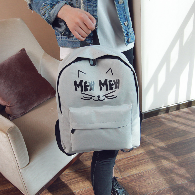 Fashion School Backpack Women Children Schoolbag Back Pack Leisure Korean Ladies Knapsack Laptop Travel Bags for Teenage Girls fashion school backpack women children schoolbag back pack leisure korean ladies knapsack laptop travel bags for teenage girls