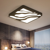 Ceiling Lights led lamp with Remote Control Round Square Surface mounted Ceiling Lamp for Bedroom Living room lamparas de techo