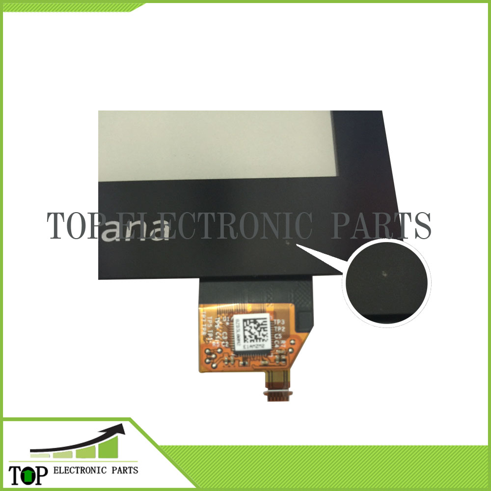 "6""inch Ed060xc8(lf)c1-s1 Touch Panel Digitizer With Lcd Display Matrix With Light For Reader Assembly With Montana Logo High Quality And Inexpensive"