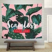 Настенный песчаный пляж покрывало для пикника ковер одеяло-палатка в скандинавском стиле Ins гобелен украшение для дома спальня фон