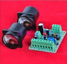 กันยายนห้างหนึ่งคู่ระดับเสียง/ระดับdbเมตร+ TA7318P VU headerคณะกรรมการควบคุมL154-27