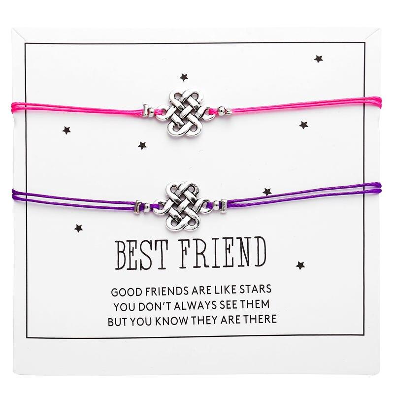 17KM-Bohemian-Heart-Couples-Bracelets-Set-For-Women-Men-Infinite-Wing-Knot-Contrast-Bracelet-Best-Friend (3)