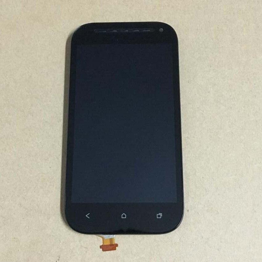 De Calidad SUPERIOR Negro Completo Sensor de Cristal LCD de Pantalla Táctil Digi