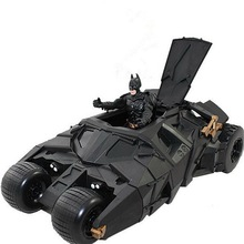 2018 Hot New Fashion Sale Batman Dolls Tumbler Batmobile ToyS Anime Action Figures Year Birthday Gifts For Children Kids