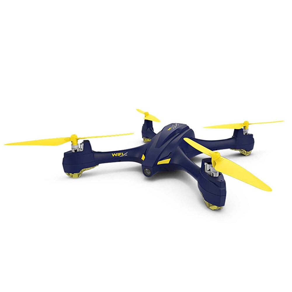HUBSAN H507A X4 Étoiles Pro GPS RC Hélicoptère WiFi FPV 720 P HD Suivez-moi En Orbite Mode Selfie Télécommande Drone Quadrocopter Jouet