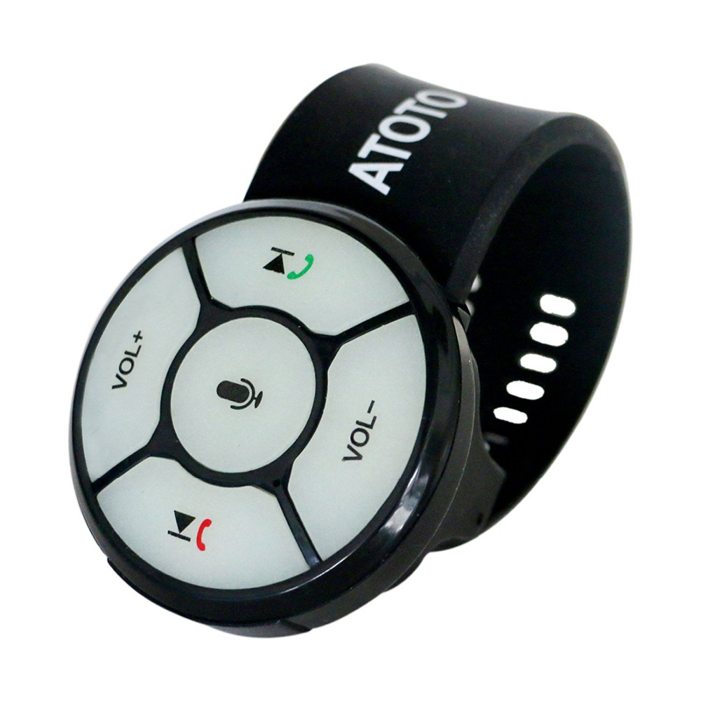 Wireless Steering Wheel Control Remote with Backlight Buttons AC-44F4 – Only for new released ATOTO A6 Series