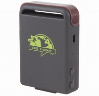 TK102 Smallest Mini Quad Band Personal GPS Tracker Free Shipping