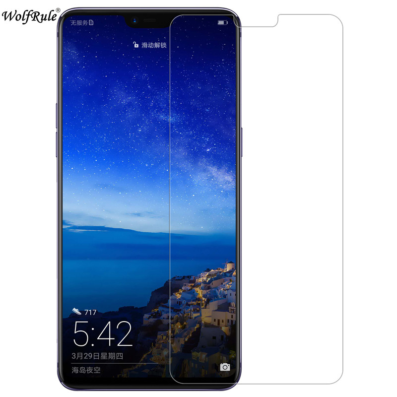 2PCS Screen Protector Glass OPPO R15 Tempered Glass For OPPO R15 Glass Anti Scratch Film For OPPO R15 Glass OPPO r 15