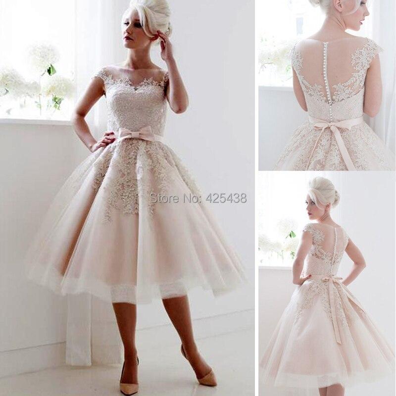 Retro Wedding Dresses 1950s - Wedding Dress Ideas