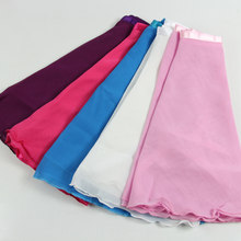 New Adult Girl Women Chiffon Ballet Tutu Dance Skirt Skate Wrap Scarf 5 colors(China)