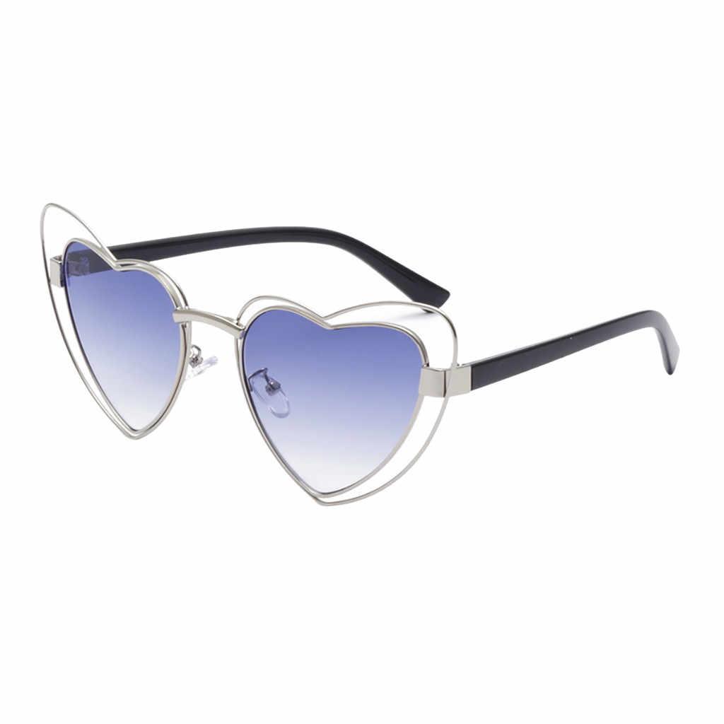 9294a5314c ... New Arrival funny sunglasses Women Men Vintage Eye Sunglasses Retro  Eyewear heart sunglasses In 5 colors ...