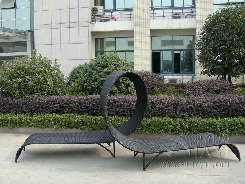 Compare prices on outdoor patio daybed online shopping for Outdoor pool daybeds