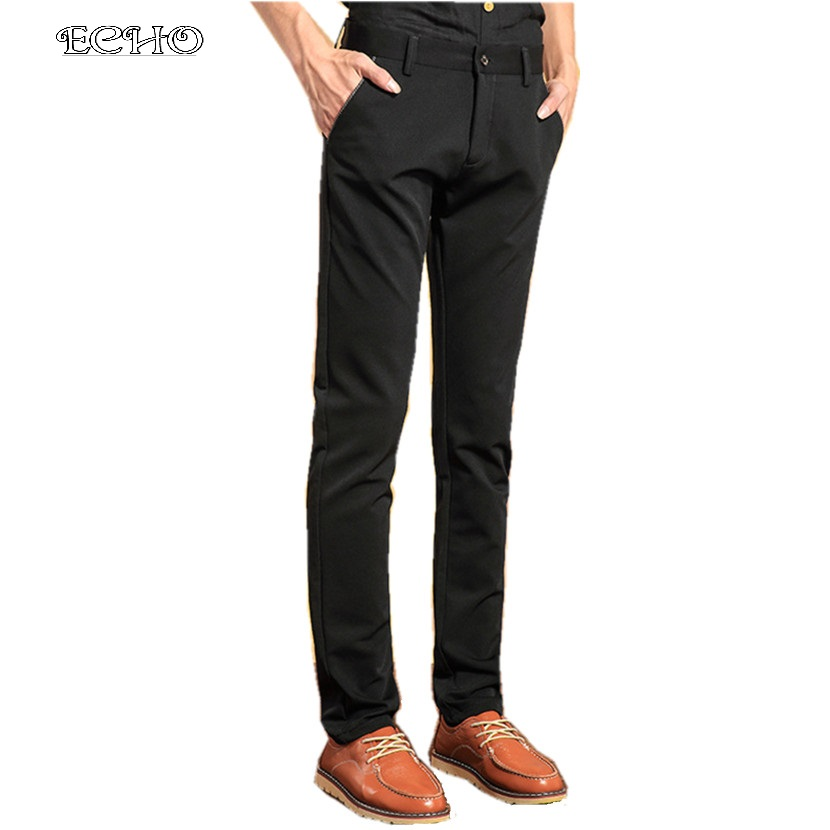 Popular Men Dress Trousers-Buy Cheap Men Dress Trousers lots from ...