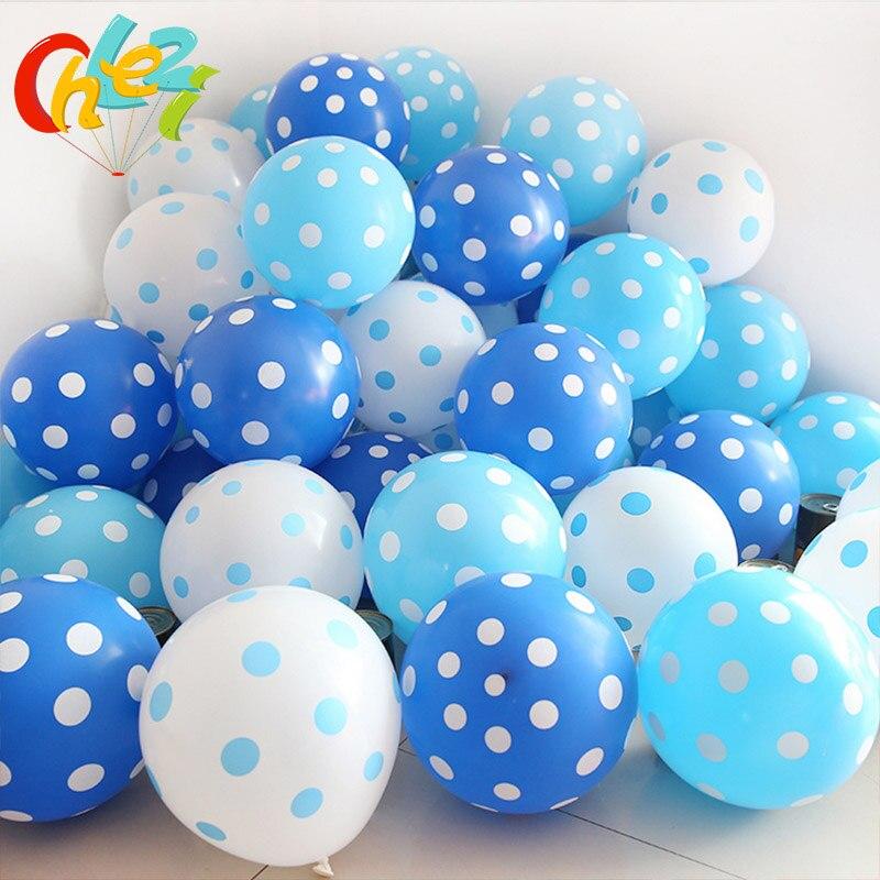 15 шт./лот 12горошек латексный шар Микки Маус Декорации на свадьбу, вечеринку globos красный черный синий воздушные шары ко дню рождения baby shower