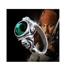 Пираты Карибского моря мужской аксессуар кольцо смерти капитан