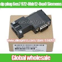 1 шт. штекер DisplayPort 6es7 972-0bb12-0xa0 для Siemens/profibus шинный разъем/90 градусов программируемый порт электронные системы данных