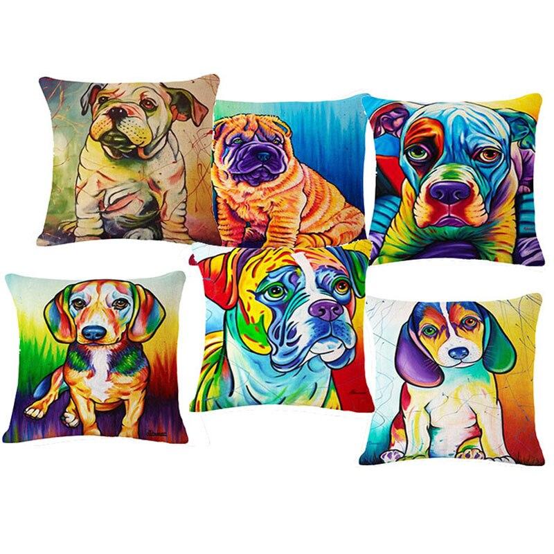 ٩۶kreatywny Zwierząt Pies Domu Sofa Dekoracyjne Pies