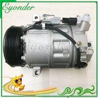 AC A/C Air Conditioning Compressor CVC Pulley 7PK for Nissan DUALIS QashQai J10 JJ10 92600BR00A 92600JE00A Nissens 89346 1.6