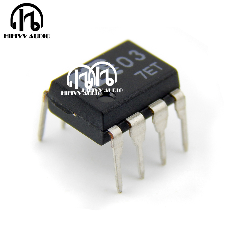 muses03 op amp single operational amplifier Analog Replace OPA627 AD797ANZ Devices company fever 100 new original
