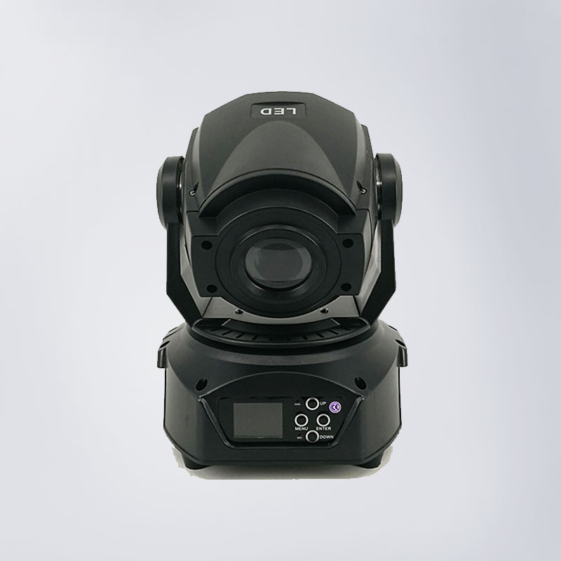 hot 90W LED Moving Head Spot Stage Lighting DMX Channel Hi-Quality Hot Sales 90W Prism Led Moving Light New Design
