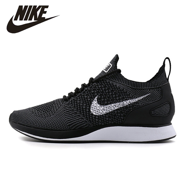 NIKE Original New Arrival Mens Sneakers AIR ZOOM 2017 Running Shoes Mesh Breathable Support Sports
