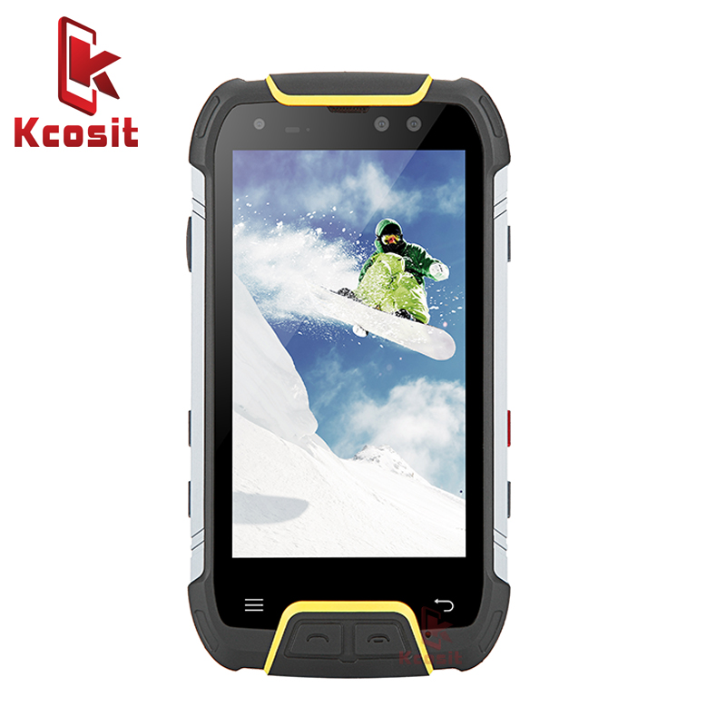 original M10 IP68 Rugged Waterproof Phone MTK6757 Octa Core 4GB RAM 64GB ROM 5 0 1920x1080