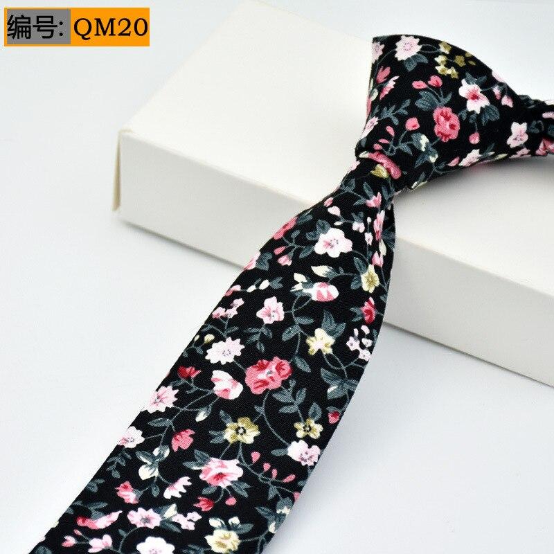 Homens Designers Highend Algodão Estampado Floral Gravata Gravatas 6 cm  Acessórios Bolo Ties Gravata Masculina Gravata Magro Dos Homens Roupas Arco 2ca4863997