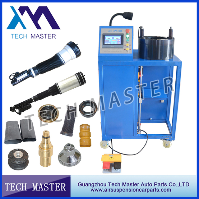 2017 Car Air Suspension hydraulic hose Crimping Machine for air spring repair