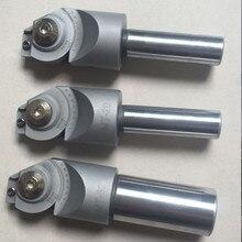 Высокое качество CNC Универсальный фаски Резак Регулируемый фаски Резак 45 градусов Фаски Фреза БАР 0-90 градусов