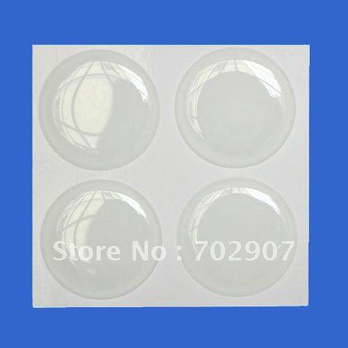 """И: """"1000 шт./лот"""" 32 нейлоновая кнопка прозрачная наклейка эпоксидная купольная для ювелирных изделий DIY"""