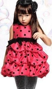 Freeshipping, Retail,Toddler's & Little Girl's Layer Dress,Girls Princess Dress, Cake Dresses For Summer Wear, IN STOCK