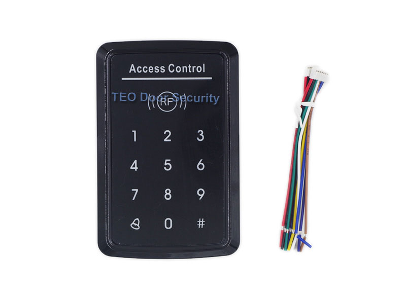Touch to Open Door RFID Access Door Access Control System control 110V to 240V DC 12V 3A power supply control 60kg 1 to 4 remote control power supply 12v 3a door cabinet case box electric magnetic lock for rfid door access control system