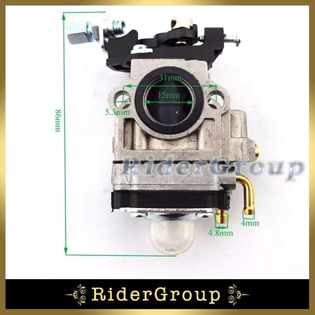 2 stroke engine carburetor fit 43cc 49cc motovox mvs10 carb x1 x3 2 stroke engine carburetor fit 43cc 49cc motovox mvs10 carb x1 x3 fs529 fs509 super pocket fandeluxe Gallery