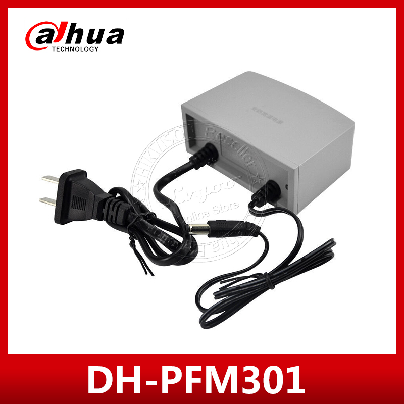 Dahua PFM301 Original Power Supply Adapter Input AC 180~264V Output DC 12V 2A Power For Cctv Camera Water-Proof DH-PFM301
