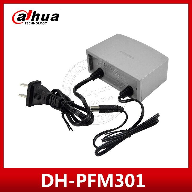 Dahua PFM301 Original Power Supply Adapter Input AC 180~264V Output DC 12V 2A Power For Cctv Camera Water-Proof DH-PFM301