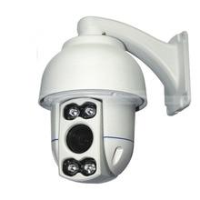 CCTV Full HD 1.3MP AHD High Speed Dome PTZ Camera 960P 3.8~38mm Lens