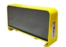 Новый Продукт 3 Г контроллер такси верхний светодиодный дисплей знак P5 двойными бортами светодиодная вывеска 960 мм х 320 мм