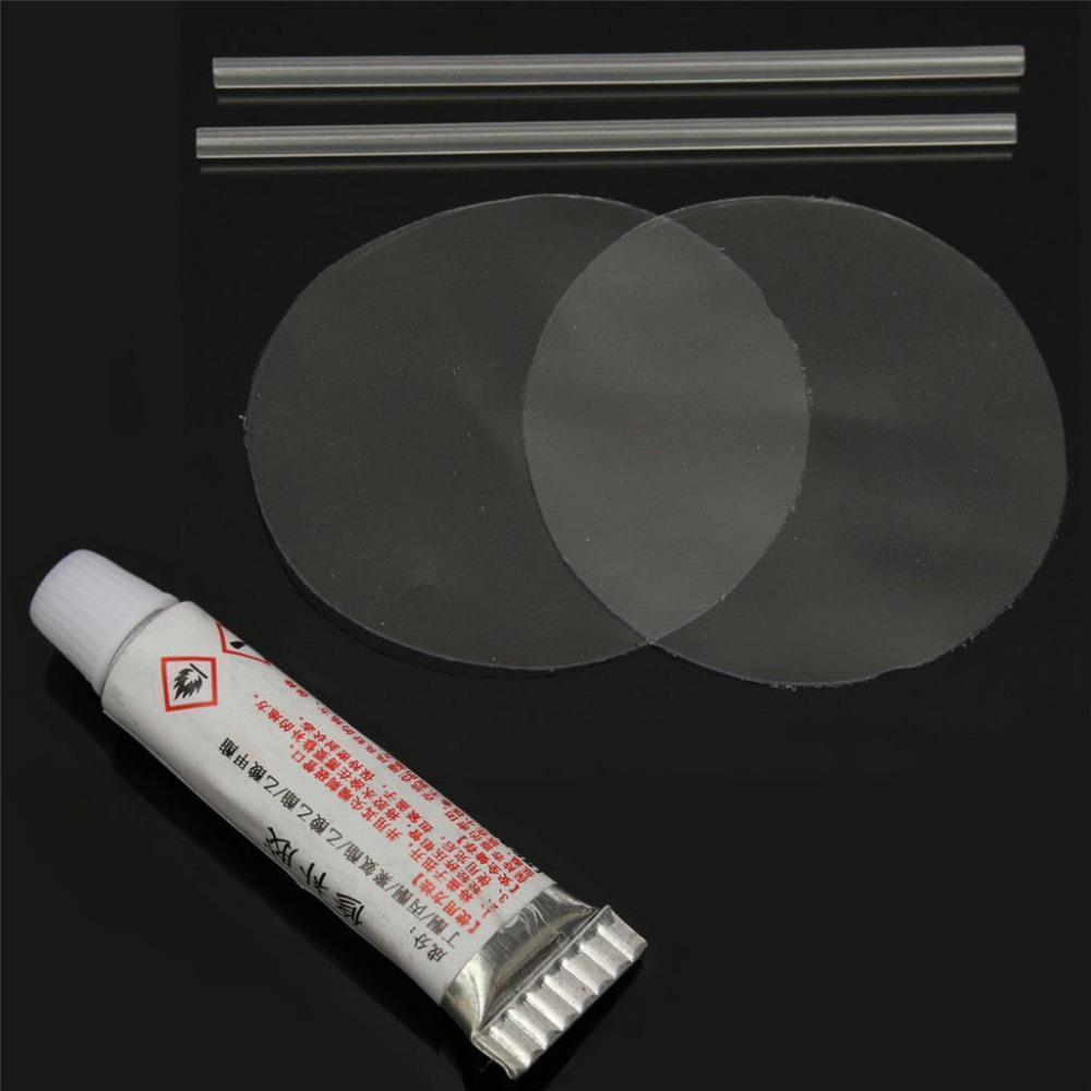 New Arrival PVC Adhesive Inflatable repair glue tube patch kit for toys boat swim ring pool Yoga ball stool chair
