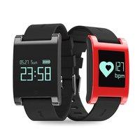 DM68 3G WIFI GPS Smartwatch monitorowania ciśnienia krwi tętno bransoletka smart Watch Dual Core zegarek Smartwatch telefon gorąca już dziś  w Zegarki cyfrowe od Zegarki na