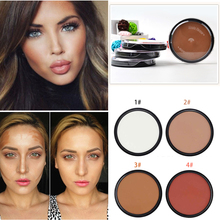 Brand Bronzer Contouring Makeup Brightener Concealer Powder Enlumineurs Highlighter Make Up Face Contour Palette