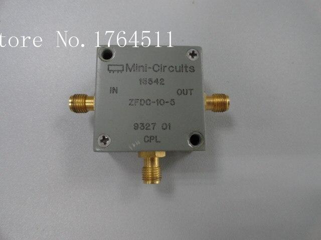 [BELLA] Mini-Circuits ZFDC-10-5 DC-1200MHZ 10dB RF Microwave Directional Coupler SMA