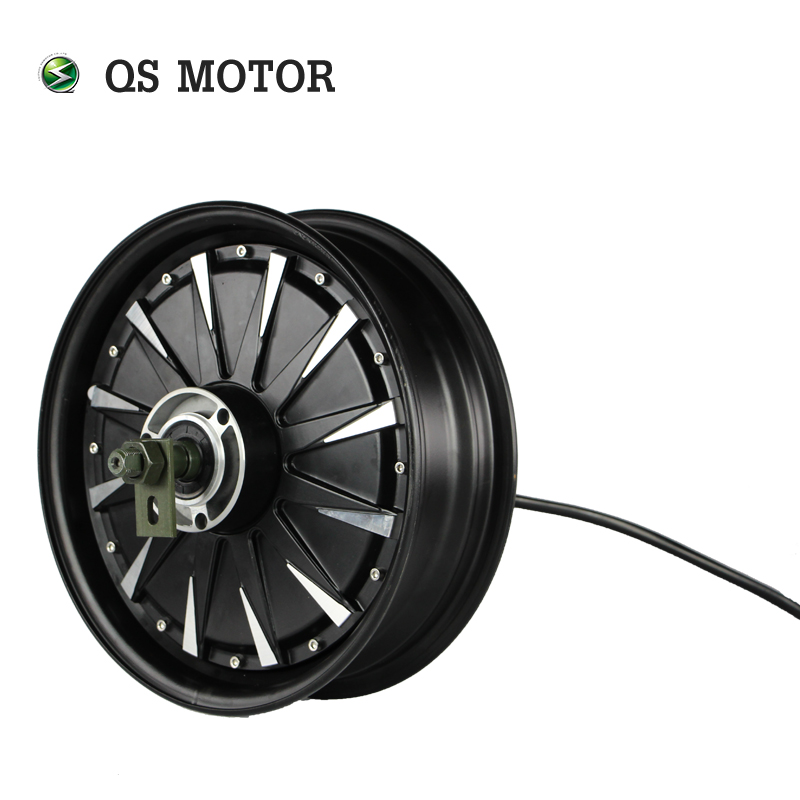 <font><b>QS</b></font> <font><b>Motor</b></font> <font><b>2000w</b></font> 12inch 260 V1 Electric Scooter Brushless DC In-Wheel Hub <font><b>Motor</b></font> image