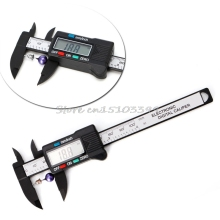 Buy online 100mm 4 inch LCD Electronic Digital Vernier Caliper Gauge Measure Micrometer New Drop Ship